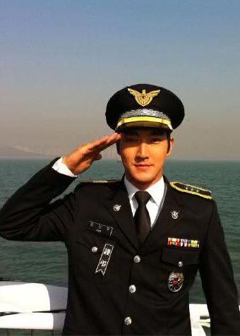 captain choi siwon